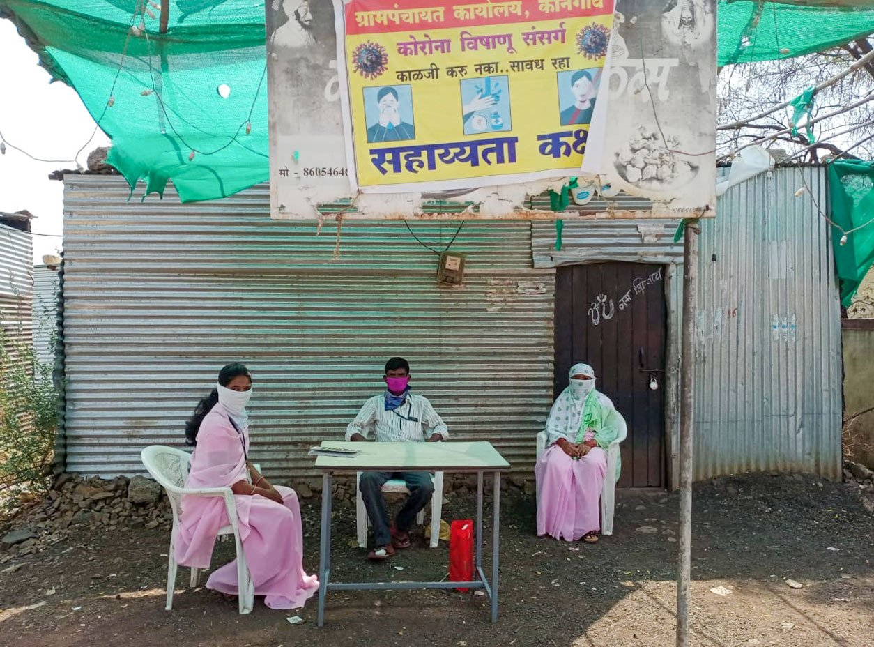 In Maharashtra's Osmanabad district, ASHA workers have been working overtime to monitor the spread of Covid-19 despite poor safety gear and delayed payments – along with their usual load as frontline health workers