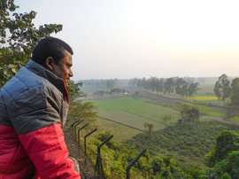 In Meghalaya, cultivating at the country's edge