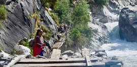 Himalayan poll issue: my way not the highway