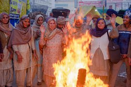 Lohri this year – the bonfire of our inanities