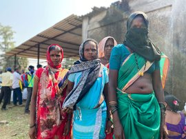 Palghar protests: 'We won't back down today'