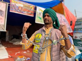 Kabal Singh farmer and the chains that bind