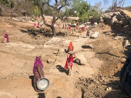 Manoeuvring through MGNREGA in Bhilwara
