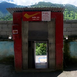 01The-newly-opened-Sera-Badoli-branch-post-office-AC-A Post Office for Sera Badoli.jpg