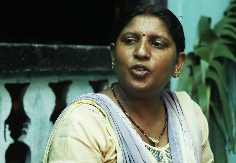 Vidyapati Rai, 25, displays almost no signs of PKDL yet has been abandoned by her husband