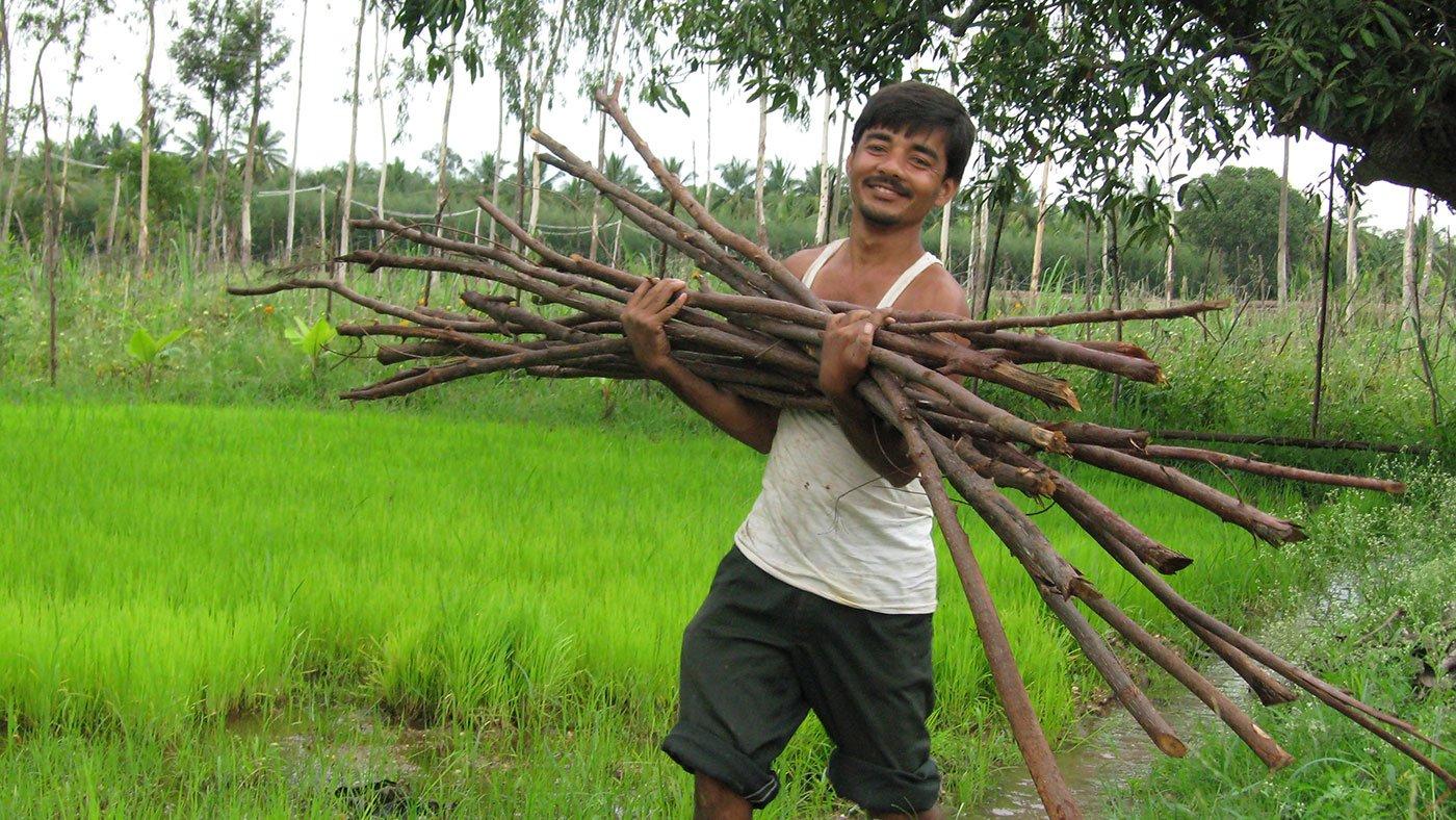 Kirugavalu's desi 'farming scientist'