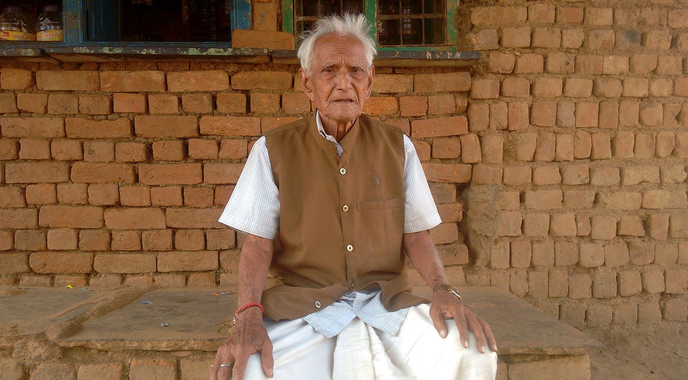 02-Jagdish-Soni-durg-old-farmer-SK-Chhattisgarh Farmers are on the Brink.jpg