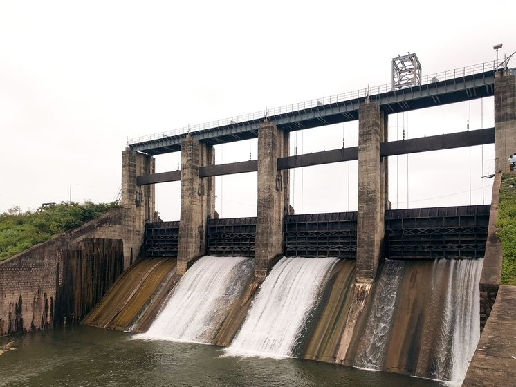 The Sathnala dam