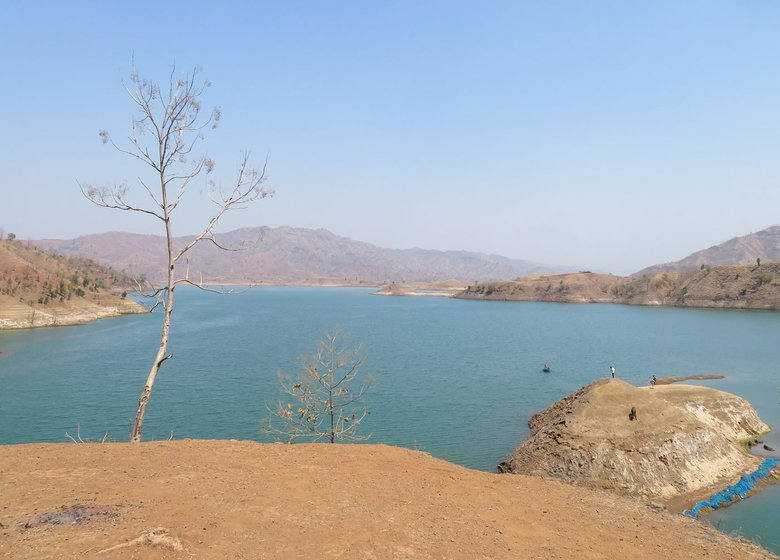 State transport buses don't ply within the hilly Dhadgaon region of 165 villages and hamlets, and the Narmada river flowing through. People usually rely on shared jeeps, but these are infrequent and costly
