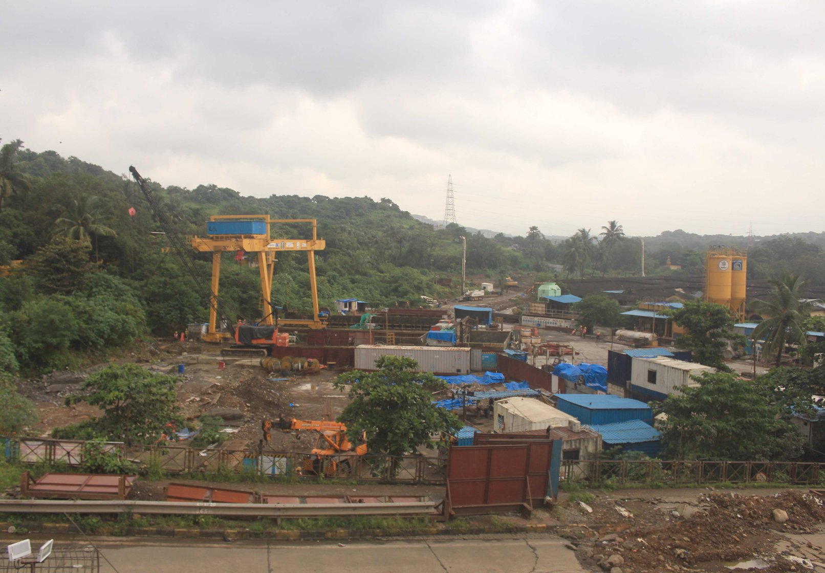 The Mumbai Metro car shed proposes to take over 75 acres of Aarey. This has triggered citizens' protests and litigation