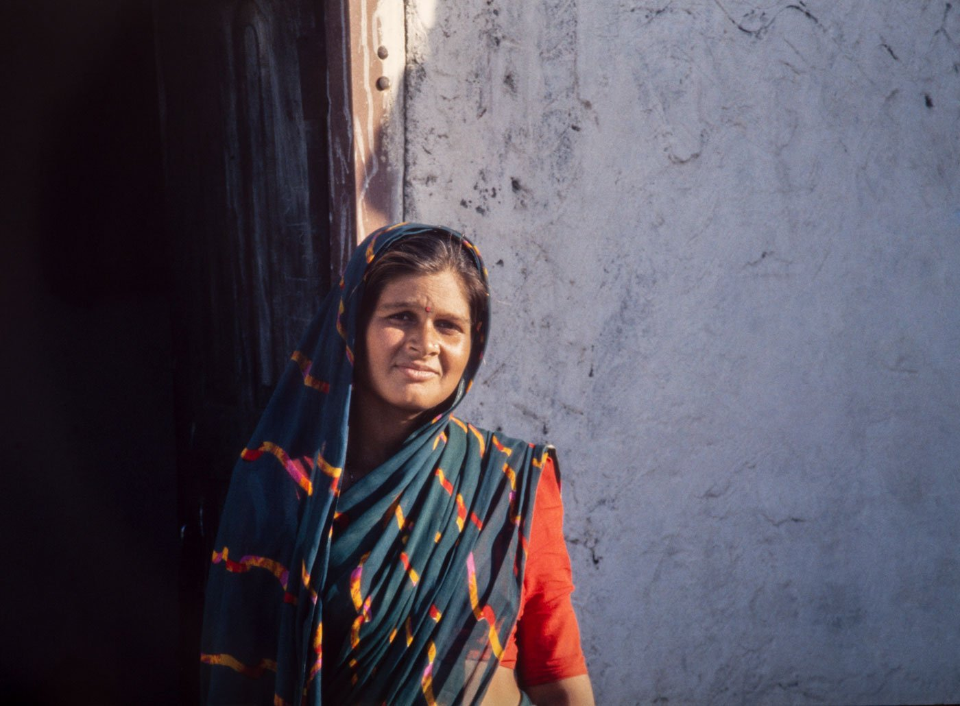 Anju Phulwaria, the persecuted sarpanch