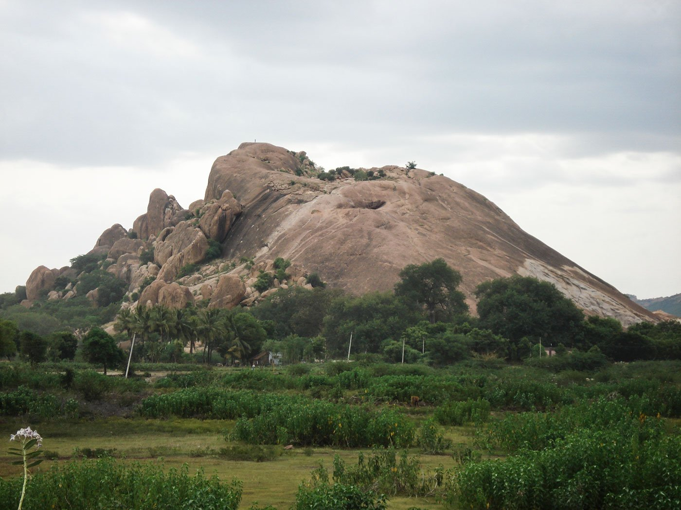 Hill near Madurai