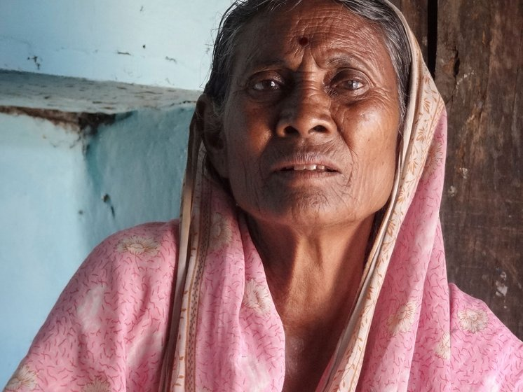 Kalabai Shendre stood a mute witness on her farm, trembling and watching T1 attack and maul her husband Ramaji. At her home in Loni village, the epicenter of the drama, she recounts the horror and says she's not since returned to the farm in fear
