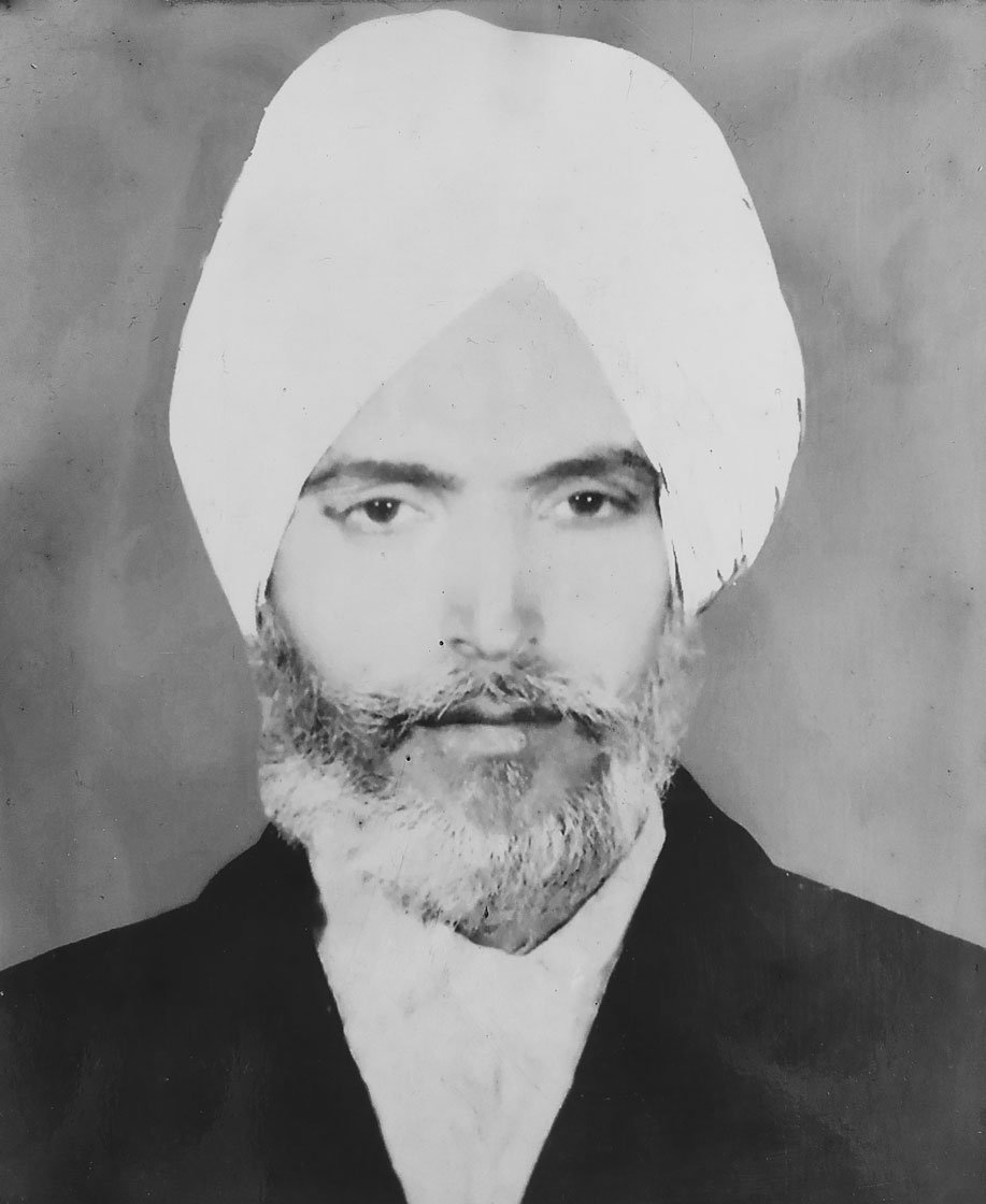 Bhagat Singh in the late 1970s.