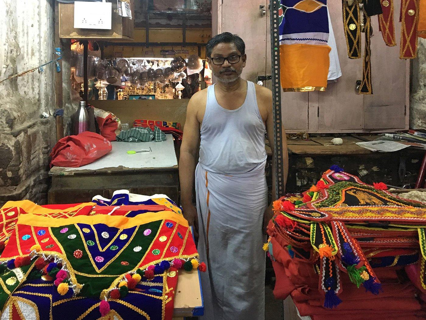 God's own dressmakers in Madurai