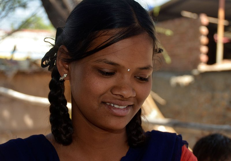 Aarti Kale is a girl from Pardhi community who wants to study further and not get married