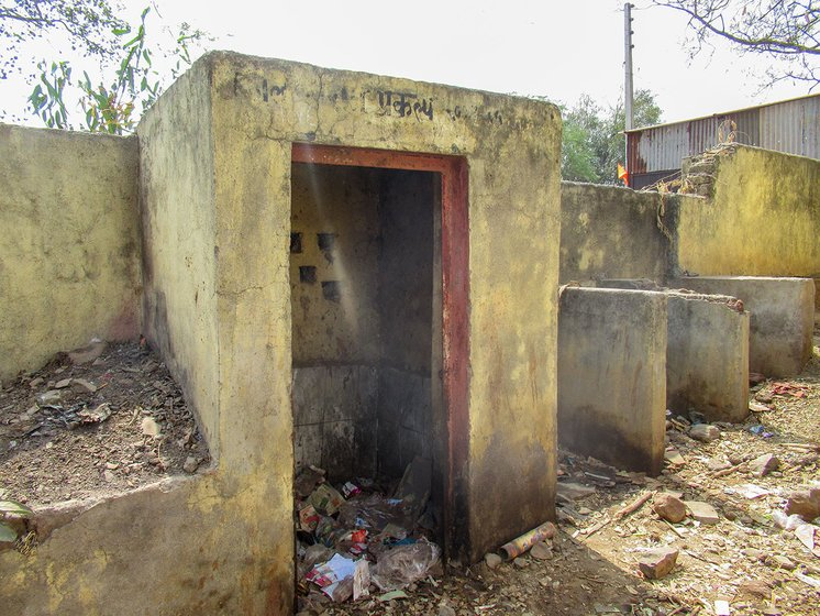 toilet at yedshi school