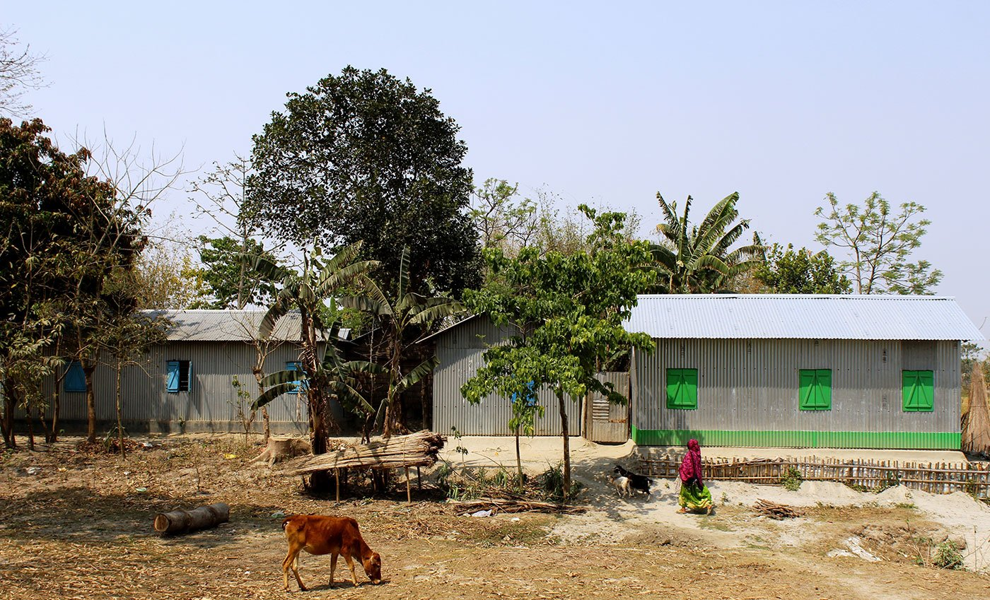 The bamboo-splitters of Dhubri