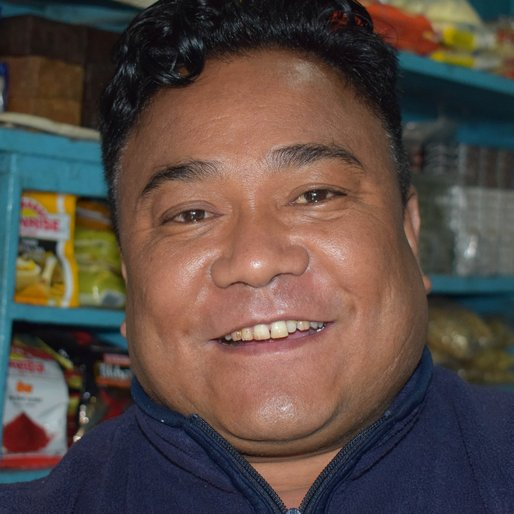 ANGAD RAI is a Grocery store owner from Jore Bunglow, Jorebunglow Sukiapokhri, Darjeeling, West Bengal