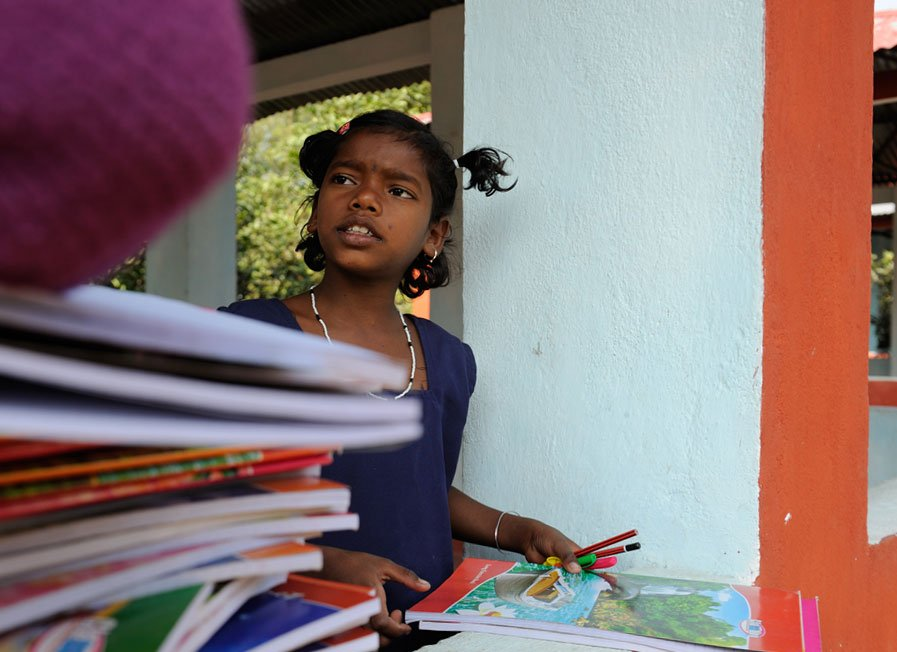 Piyali Kisku is just 11 but wants to learn algebra. She wants to be a doctor. Her parents own very little land, but this school has allowed Piyali to dream big