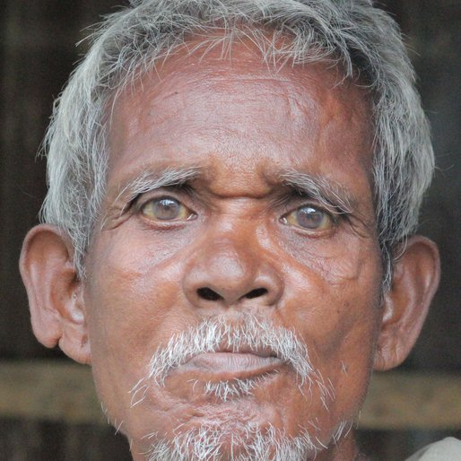 DUKHRAM KHARIA is a Retired tea garden worker from Mal Bazaar, Mal, Jalpaiguri, West Bengal