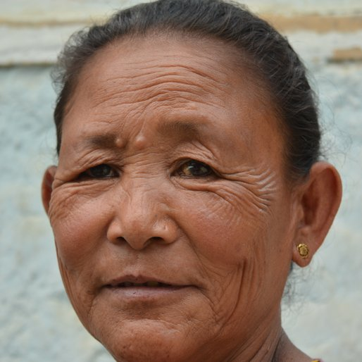 Afli Subba is a Homemaker from Bijanbari, Darjeeling Pulbazar, Darjeeling, West Bengal