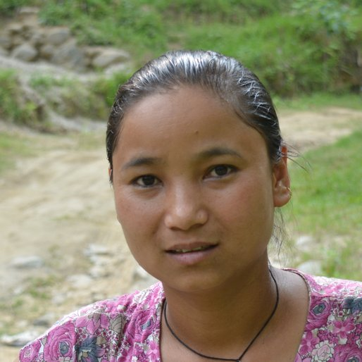 Sonia Bhutia is a Stone factory worker from Bijanbari, Darjeeling Pulbazar, Darjeeling, West Bengal