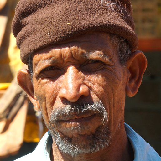 VITTHAL SENA NAIK is a Unemployed labourer from Chaukul, Sawantwadi, Sindhudurg, Maharashtra