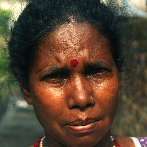 CHANMUNI KARMAKAR is a Domestic worker from Sukna Pratham Khanda, Sainagar hamlet, Kurseong, Darjeeling, West Bengal