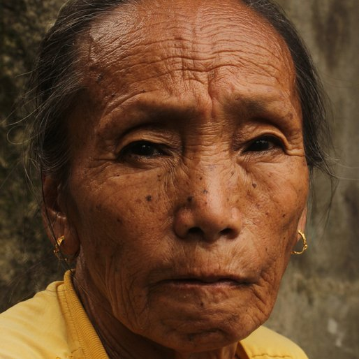 RAMAYA SUBBA is a Homemaker from Bijanbari, Darjeeling Pulbazar, Darjeeling, West Bengal