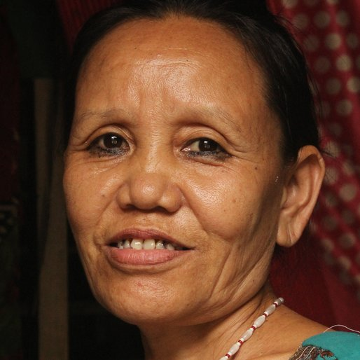 MANGALI RAI is a Homemaker from Bijanbari, Darjeeling Pulbazar, Darjeeling, West Bengal