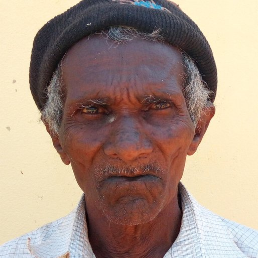 SIDHA RAMA NAIK is a Unemployed labourer from Chaukul, Sawantwadi, Sindhudurg, Maharashtra