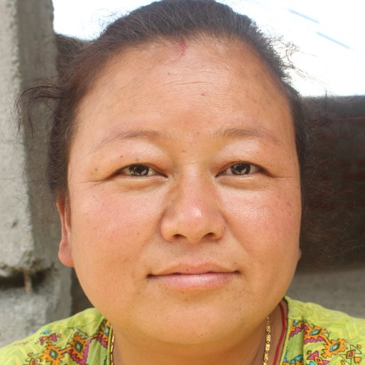 MAMTA GURUNG is a Homemaker from Bong Khasmahal, Kalimpong I, Kalimpong, West Bengal