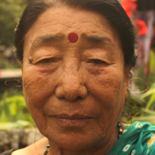 BIBI MAYA SHARMA is a Homemaker from Sukna Pratham Khanda, Sainagar hamlet, Kurseong, Darjeeling, West Bengal