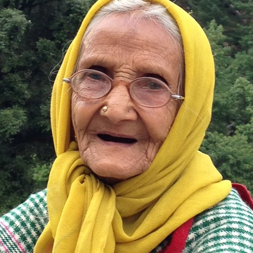 GAURI DEVI is a Homemaker from Kasol, Kullu (T), Kullu, Himachal Pradesh