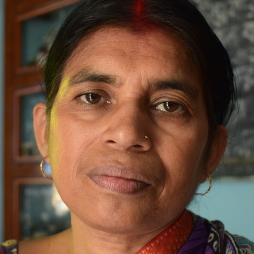 Maya Mahata is a Domestic worker from Panch Gachhia, Baruipur, South 24 Parganas, West Bengal
