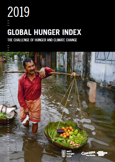 2019 Global Hunger Index: The Challenge of Hunger and Climate Change