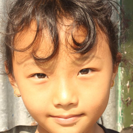 TENSANG MINTHO BHUTIA is a Student from Bong Khasmahal, Kalimpong I, Kalimpong, West Bengal
