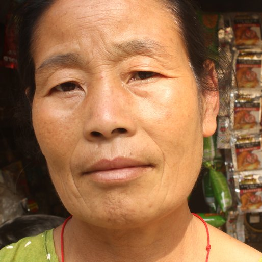 PUSHPA PRADHAN is a Homemaker from Bong Khasmahal, Kalimpong I, Kalimpong, West Bengal