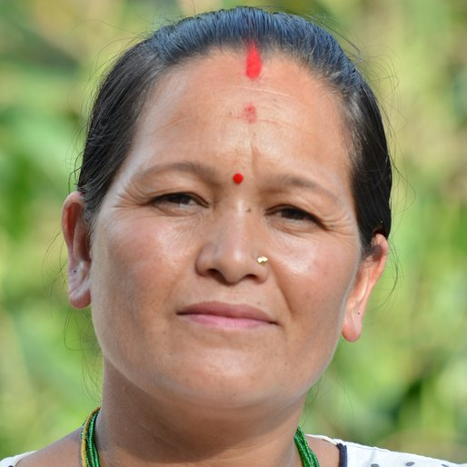 ANITA YOGI is a Homemaker from Icha Forest, Kalimpong II, Kalimpong, West Bengal