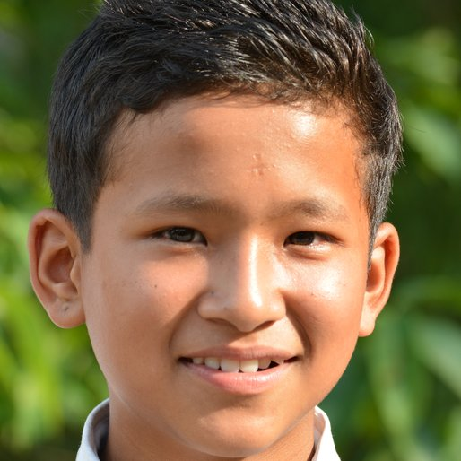 Prabit Thapa is a Student from Icha Forest, Kalimpong-II, Kalimpong, West Bengal