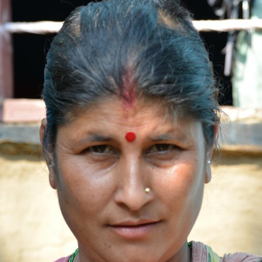 Bhim Kumari is a Homemaker from Icha Basti, Kalimpong-II, Kalimpong, West Bengal