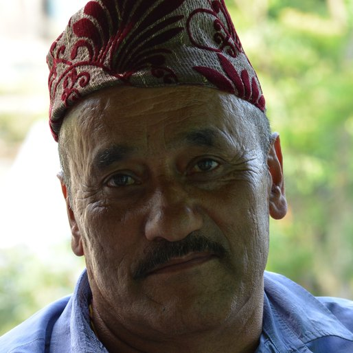 D.K.THAKANI is a Farmer from Icha Forest, Kalimpong II, Kalimpong, West Bengal