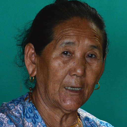 MIMISHA BHUTIA is a Shop owner from Upper Pudung, Kalimpong I, Kalimpong, West Bengal
