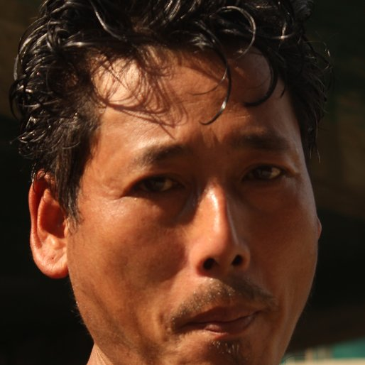 VIRAT LEPCHA is a Mason from Icha Forest, Kalimpong II, Kalimpong, West Bengal