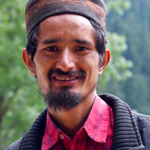 Ramesh is a Runs a dhaba from Jana, Naggar, Kullu, Himachal Pradesh