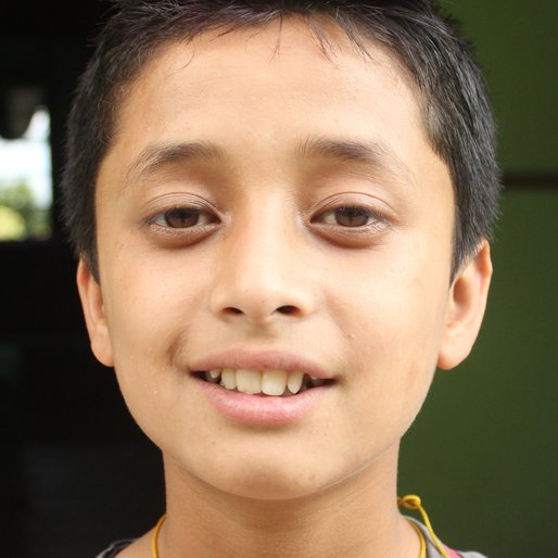 AKASH CHHETRI is a Student from Icha Forest, Kalimpong II, Kalimpong, West Bengal