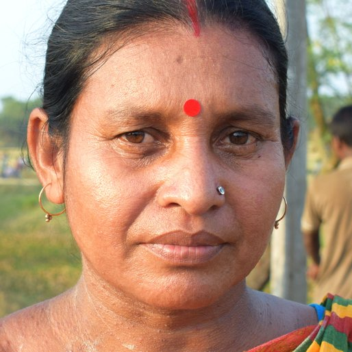 DURGA DALUI is a Primary school teacher from Ishwaripur, Mograhat - II, South 24 Parganas, West Bengal