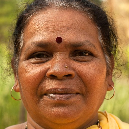 Khuswanti Velip is a Homemaker and farmer from Porteem, Sanguem, South Goa, Goa