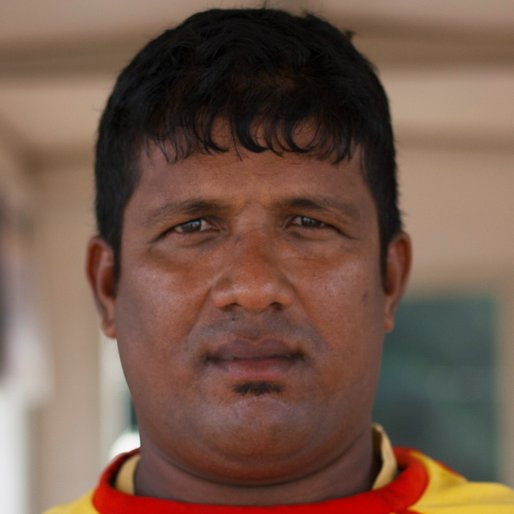 PREMANAND VELIP is a Head of a lifeguard team at the beach from Colva, Salcete, South Goa, Goa